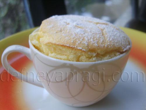 Limonlu Sufle