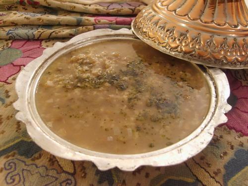 Çatal Aşı Çorbası