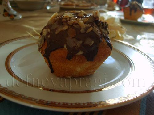 Muzlu Cup Kek ve Pasta