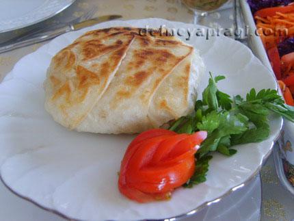 Pilavlı  Börek