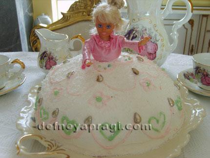 Sindy Bebekli Pasta