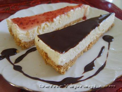 Yoğurtlu Cheese Kek